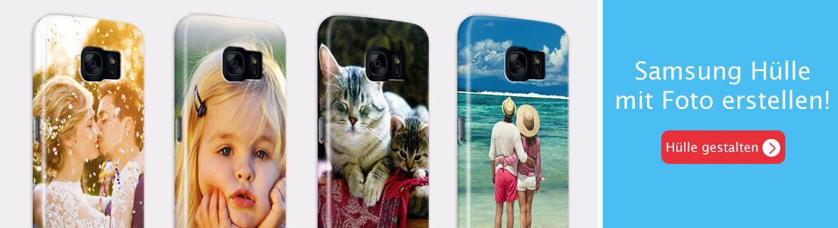 Samsung Galaxy Huelle Gestalten